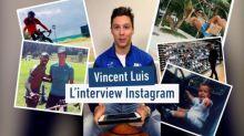 Triathlon - Interview Instagram : Vincent Luis: «J'ai plus de 200 paires de sneakers»