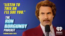 The Legendary Ron Burgundy is Coming to iHeartRadio and It's Kind of a Big Deal