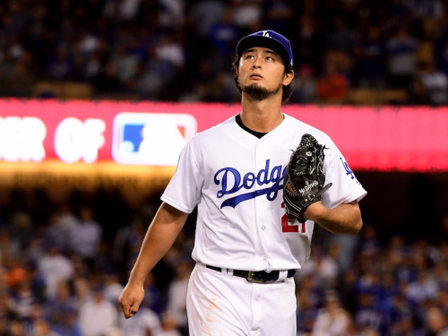 Yu Darvish continues to express disappointment over his World Series performance. (AP)