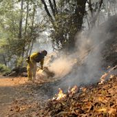 Hotter Weather Expected Near California Blaze That Left One Person Dead
