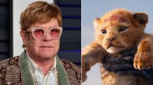 Elton John calls new Lion King 'a huge disappointment': 'They messed the music up'