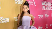 Ariana Grande confuses fans with misspelt Japanese tattoo
