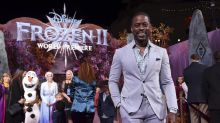 Sterling K. Brown says his musical number was cut from 'Frozen 2'