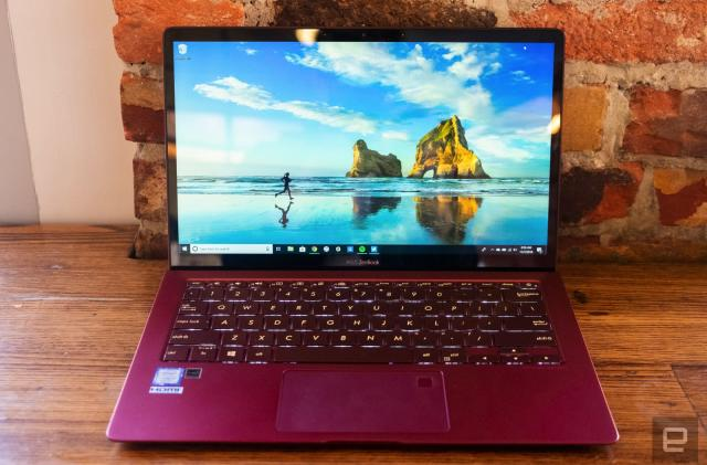 ASUS ZenBook S review: Just a decent laptop
