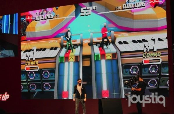 Get fit this November in Ubisoft's Shape Up