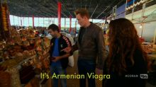 What We Learned from Conan's Trip to Armenia