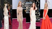 Oscars Red Carpet Highlights