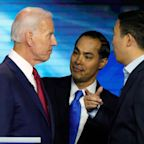 Biden campaign calls Julian Castro's attack a 'cheap shot' as both campaign off Democratic debate feud