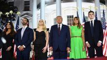 Trump y Biden, los contrastes de las dos familias que podrían habitar la Casa Blanca