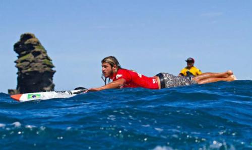 Surfe: Caio Vaz representa o Brasil no The Ultimate Waterman