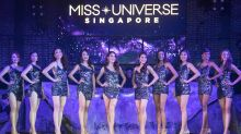 She didn't win last year, but Mohana Prabha competed again and won Miss Universe Singapore 2019