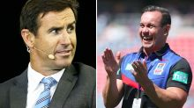 'Andrew's nephew': Matty Johns hilariously mocked over son's debut
