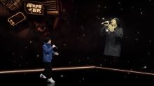 Watch Namewee's virtual concert created with Yahoo TV's AR technology