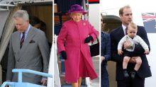 So schützen die Royals ihre Thronfolge auf Reisen