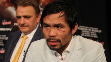 Manny Pacquiao retorna a Las Vegas para defender cinturão mundial em janeiro