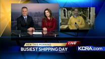 FedEx prepares for busiest shipping day