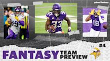 NFL Team Preview: Will Dalvin Cook finish as fantasy football's top RB?