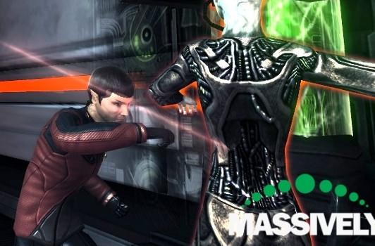 Captain's Log: Guide to melee combat in Star Trek Online
