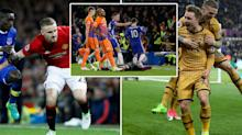 Premier League Round-Up: Chelsea back in the driving seat, Spurs show their mettle, Mourinho's lesson for Shaw