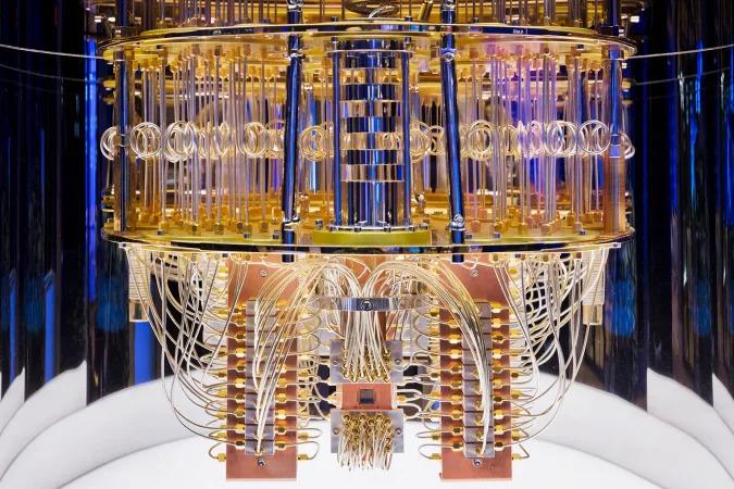 IBM quantum comuter