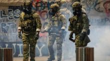 Watching Trump's shock troops descend onto Portland, it's hard not to feel doomed