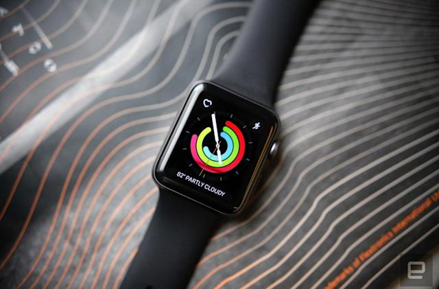 Apple Watch Series 2 review (as written by a marathoner)