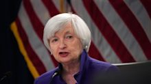 Yellen says economic uncertainty has prompted some retailers to put plans on hold