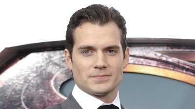 Cavill Steels Himself for Superman Premiere
