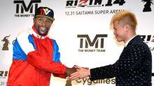Floyd Mayweather says exhibition bout against Japanese kickboxer Tenshin Nasukawa is back on