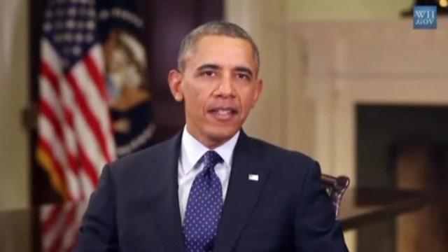 Obama takes a stand against sexual abuse