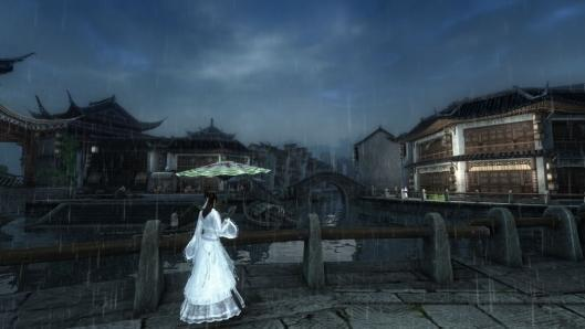 A fierce weather front is blowing into Age of Wushu