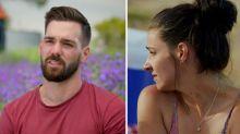 Farmer Wants A Wife's Sam slammed for giving Mackenzie a hickey