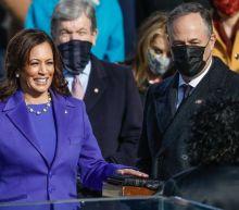 Kamala Harris won't be moving into vice president's residence immediately