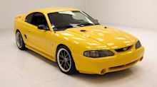 1996 Ford Mustang SVT Cobra Is A Ray Of Sunshine
