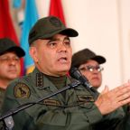 Venezuelan troops to remain on border ahead of aid entry, minister says