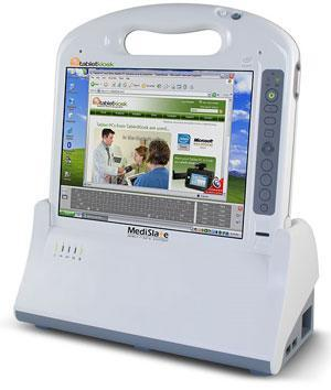 TabletKiosk intros MediSlate MCA i1040XT for healthcare professionals
