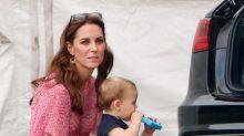 Kate Middleton preocupada por su hijo Louis por el coronavirus