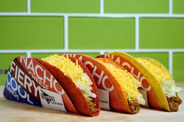 GrubHub now delivers Taco Bell to couch potatoes nationwide
