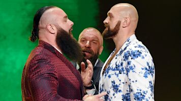 WWE star: Is Fury ready for the grind?