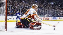 Maple Leafs rave about David Rittich's performance