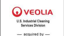 BGL Announces the Sale of Veolia North America's U.S. Industrial Cleaning Services Division