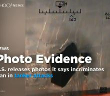 U.S. releases photos it says incriminates Iran in tanker attacks
