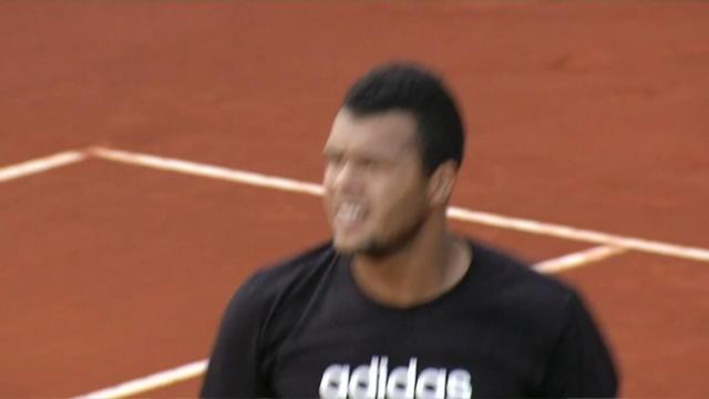 Blessure - Tsonga absent 4 semaines