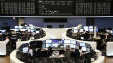 European shares on track for worst quarter since 2011