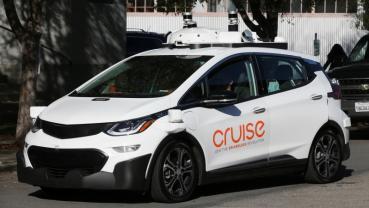 通用汽車旗下Cruise將在舊金山測試無人自動駕駛汽車
