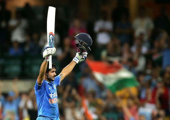 Australia v India - Game 5