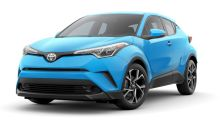 Toyota C-HR gets new base trim that's about $1,400 cheaper