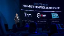 AMD stock slides as outlook falls below Wall Street view