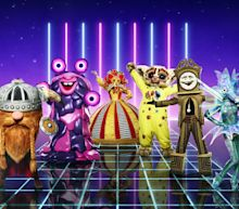 The Masked Singer UK unveils new character costumes for season 2