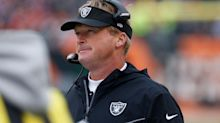 No surprise: Jon Gruden sees 'a lot of potential' in trading draft picks
